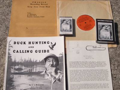 J.L Melancon Art of Duck Calling