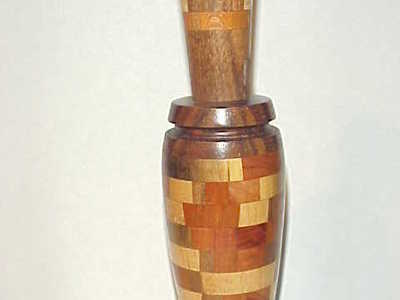 John Lipscomb - West Chester, OH - Laminated Duck Call