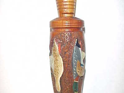 Tom Condo - Monticello, IN. - Carved & Painted Duck Call