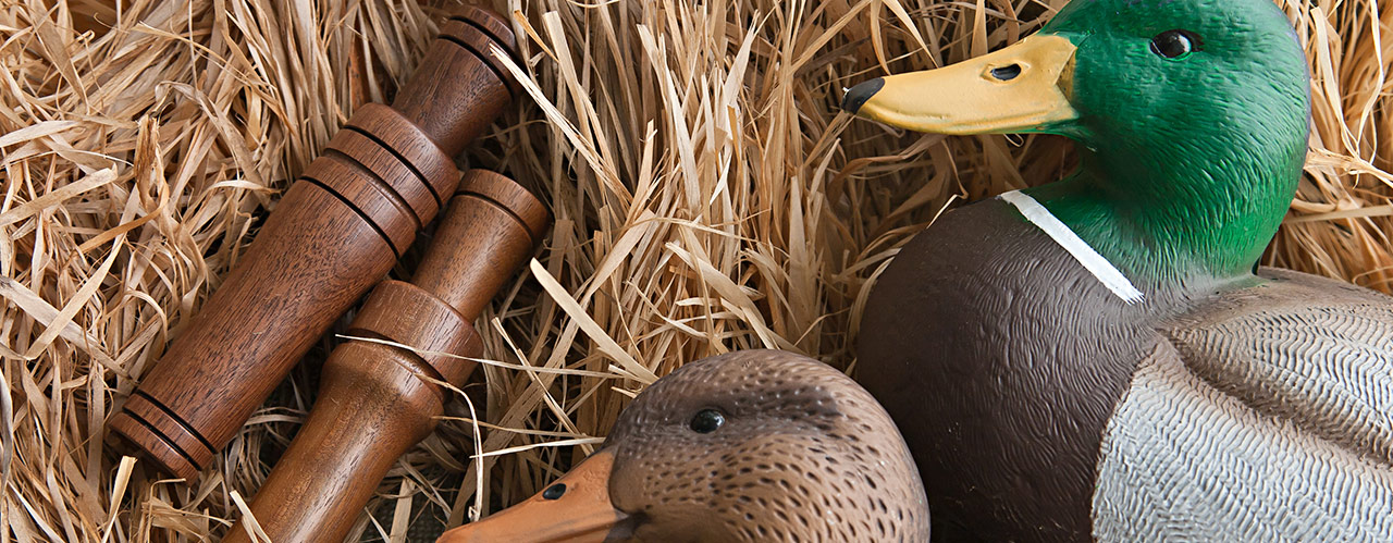 Wood Duck Calls & Decoys